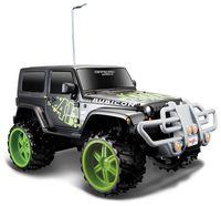 Maisto Jeep Wrangler Rubicon (82069)