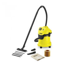 Пылесос Karcher WD 3 (1.629-800.0), Yellow/Black