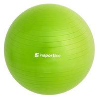 Мяч гимнастический с насосом 75 см inSPORTline 3911 green (2998) (под заказ)