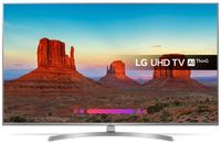 TV LED LG 49UK7550, Silver