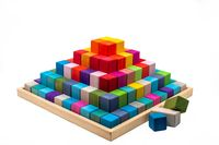 Marc Toys деревянная игрушка маленкии город