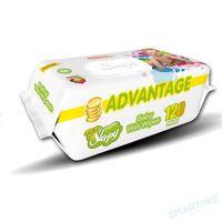 Sleepy влажные салфетки Advantage, 120 шт