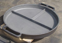 Сковорода чугунная (диаметр 800 мм) Halmat