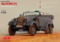 35538 Typ G4 (Kfz.), Немецкий штабной автомобиль 2СВ
