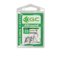 Крючки Golden Catch Allround Nr11, 10шт