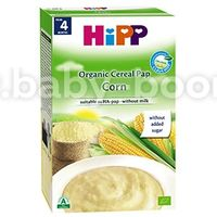 Hipp 2763 Каша кукурузная безмолочная органическая (4m+) 200 гр.