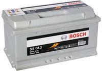АКБ Bosch S5 12V 100Ah 830EN 353x175x190 -/+ BOSCH