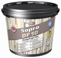 Sopro Затирка Sopro DF 10 Светло-серая №16 5кг
