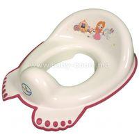 Tega Baby Сиденье для унитаза Принцесса LP-002-103 белый