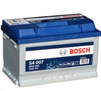 Аккумулятор BOSCH 12V 72AH 680A(EN)