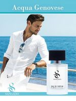 ACQUA GENOVESE (apa de parfum SANGADO 50 ml)