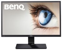 """23.8"""" BenQ """"GW2470HM"""", Black (AMVA, 1920x1080, 4ms, 250cd, LED20M:1(3000:1), D-Sub+HDMI+DVI, Spk) (23.8"""" AMVA+ W-LED, 1920x1080 Full-HD, 0.274mm, 4ms GTG, 250 cd/m², DCR 20 Mln:1 (3000:1), 72%NTSC, 16.7M Colors/ 8bit, 178°/178° @C/R>10, D-Sub + HDMI +DVI, HDMI Audio-In, Speakers, Built-in PSU, Fixed Stand (Tilt -5/+20°), VESA Mount 100x100, Low Blue Light, Flicker-free Technology, Black)"""