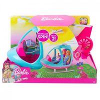 Вертолет Barbie