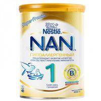 Nestle Nan гипоаллергенный  1  400г (190110000) TVA
