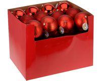 купить Шар елочный 120mm красный в Кишинёве