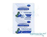 Emplastru bactericid 6x10cm pe baza material netesut (Ucraina)(TVA20%)