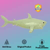 Shark (Rechin) Squeezy - Minge Anti Stres