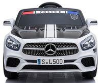 Электромобиль Toyland Mercedes SL500 Police White (053091)