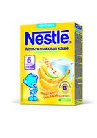 Nestle terci multicereale cu lapte, mere și banane, 6+ luni, 220 g
