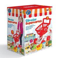 Burak Toys Тележка с фруктами