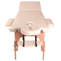 cumpără Masa pentru masaj Japane 3-Piece Wooden 9408 (775) (dupa comanda) în Chișinău