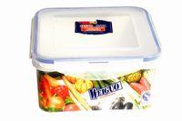 купить Емкости для хранения продуктов 3шт, квадрaтные в Кишинёве