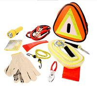 A110002 Аварийный набор автомобилиста (комплект: сумка + 9 элементов)