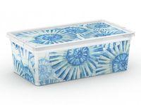 Коробка с крышкой Nature XS, 6l, 34X19XH12cm