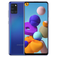 Samsung Galaxy A21s 2020 3/32Gb Duos (SM-A217), Blue