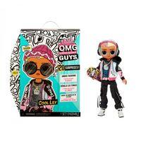 L.O.L  набор куклы O.M.G Guys Cool Lev