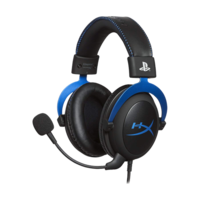 Наушники Gaming HyperX Cloud PS4, Black/Blue
