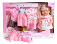 Păpușa Baby Toby (30800-2B)