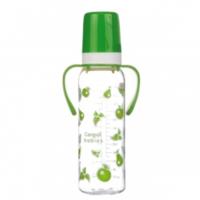 Canpol бутылочка пластиковая с ручкой, 250мл