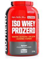NT  ISO WHEY PROZERO 2250 g
