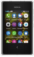 Nokia Asha 502 Duos (White)