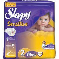 Подгузники Sleepy Sensitive гипоаллергенные 2 Mini