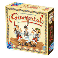DT Настольная игра Geamparale , код 41152