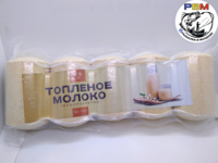 Планктон ТОПЛЕНОЕ Молоко, 5шт x 75г