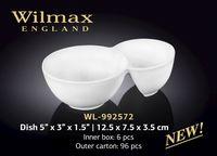Salatiera WILMAX WL-992572 (12,5 x 7,5 x 3,5 cm)