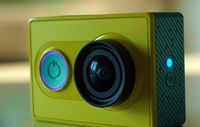 Xiaomi Yi Sport Extrim Cam Basic Edit, Green