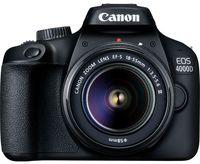 Фотоаппарат зеркальный Canon EOS 4000D & EF-S 18-55mm II f/3.5-5.6 IS II