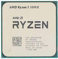 Процессор AMD Ryzen 5 3500X Tray