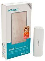 Портативный аккумулятор Romoss Solo 1