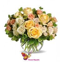 cumpără Trandafiri in vasa rotunda în Chișinău