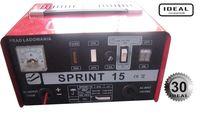 Выпримитель для зарядки аккумулятора IDEAL SPRINT15  12/24 V