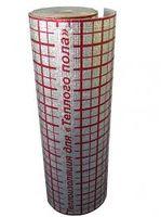 Изоляция тёплый пол IZOFLIX (1бухт=50м)