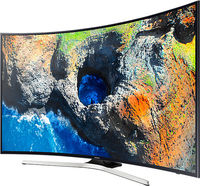 """55"""" LED TV Samsung UE55MU6292, Black (3840x2160 Curved UHD, SMART TV, PQI 1400Hz, DVB-T/T2/C/S2) (55"""" Black, 4K UHD, Curved, Smart TV (Tizen OS), PQI 1400Hz, 3 HDMI, Wi-Fi, 2 USB  (foto, audio, video),  DVB-T/T2/C, OSD Language: ENG, RO, Speakers 2x10W, Dolby Digital Plus, VESA 400x400, 17.9Kg )"""