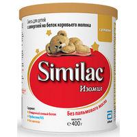 Similac Isomil молочная смесь, 0-12мес. 400 г