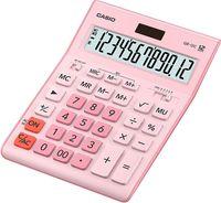 CASIO Калькулятор CASIO GR-12, 12-разрядный, розовый