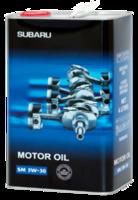 Chempioil Subaru SAE API SM 5W-30 4L